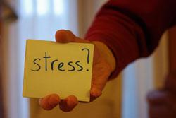 Stress ?