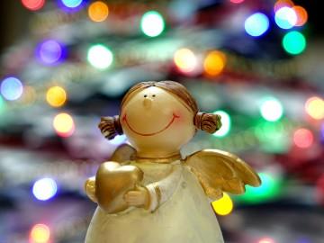 ange de Noël