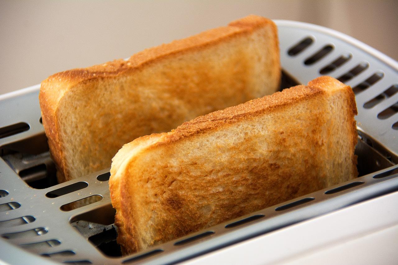 Quand les toasts brûlent...